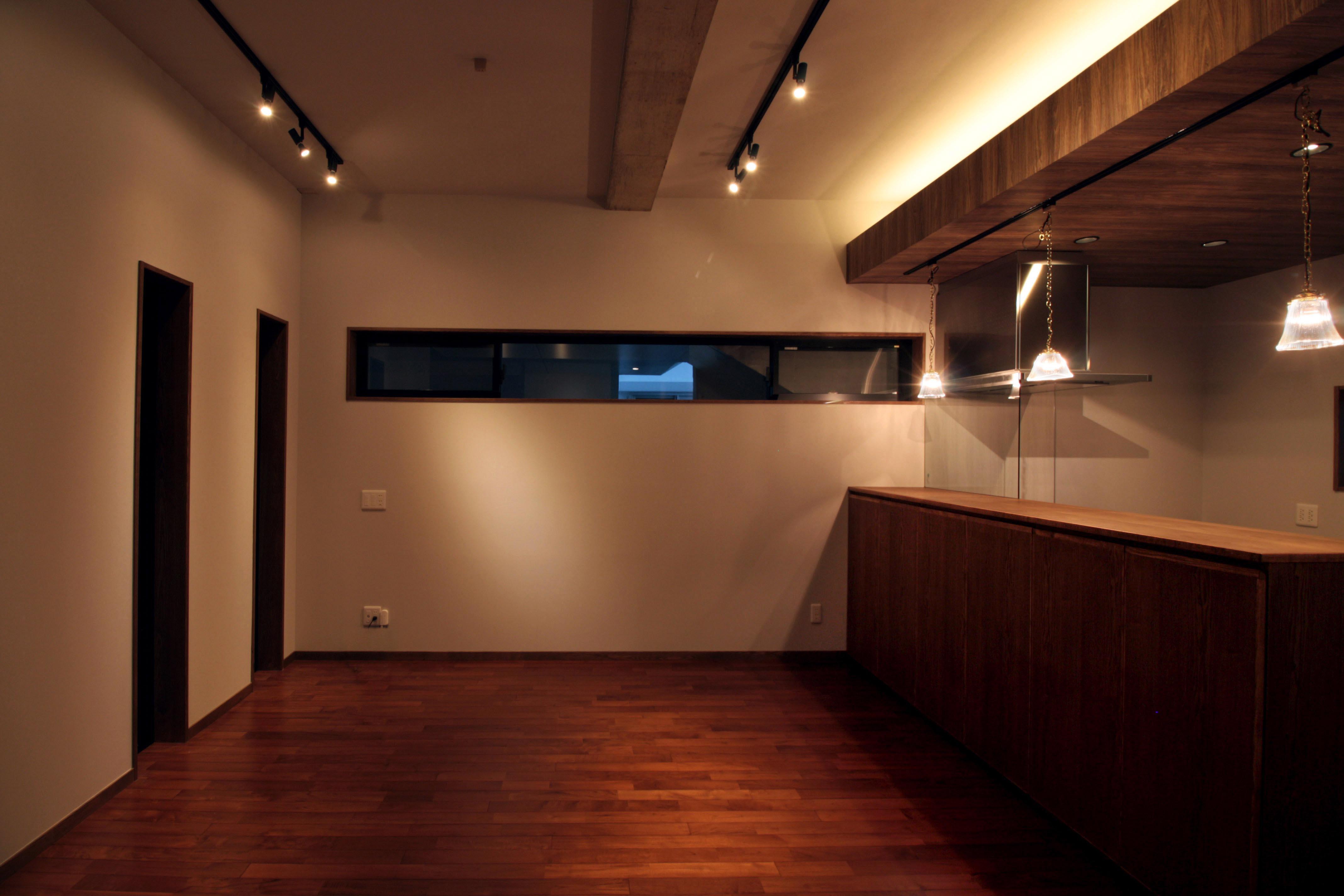 築35年25坪のRC住宅のリノベーション