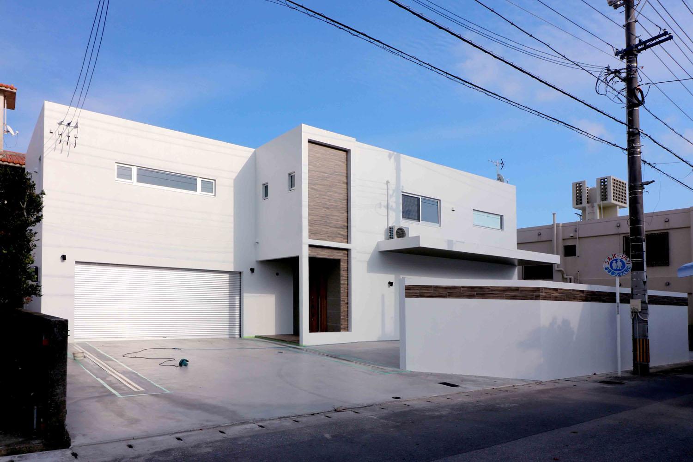 4丁目の家
